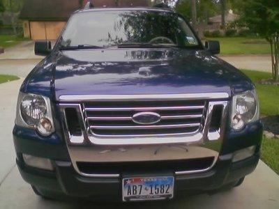 2007 ford explorer titulo limpio remato solo hoy $12000 2