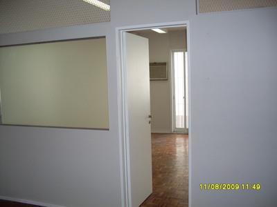ALQUILO OFICINA CENTRO 57M2T SUIPACHA Y PERON $2.100 MES 4