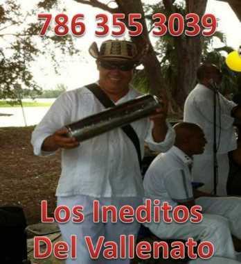 Grupo Vallenato 786 355 3039 3