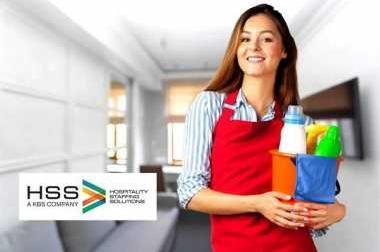 Trabajadores para Limpieza de almacen 3
