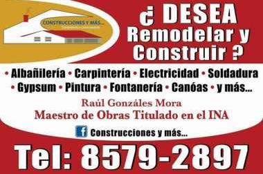 Construcciones y Mas... 2