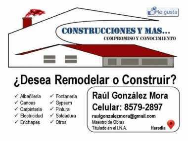 Construcciones y Mas... 3