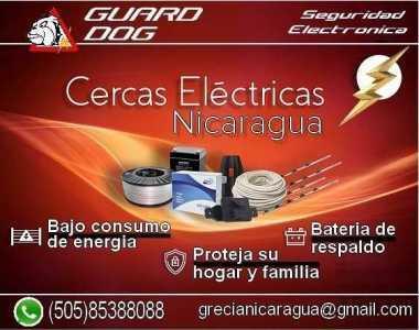 CERCAS ELECTRICAS NICARAGUA 2