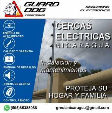 CERCAS ELECTRICAS NICARAGUA 3