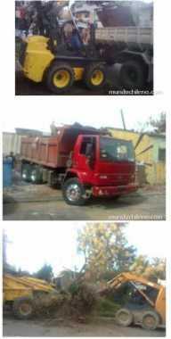 Retiro de escombros en las Condes 973677079 fletes y mudanzas Vitacura 3