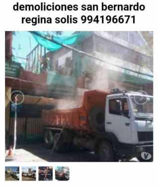 Retiro de escombros en las Condes 973677079 fletes y mudanzas Vitacura 4