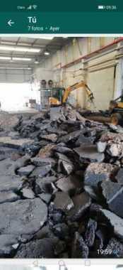 Retiro escombros en Chicureo 973677079 fletes mudanzas 2