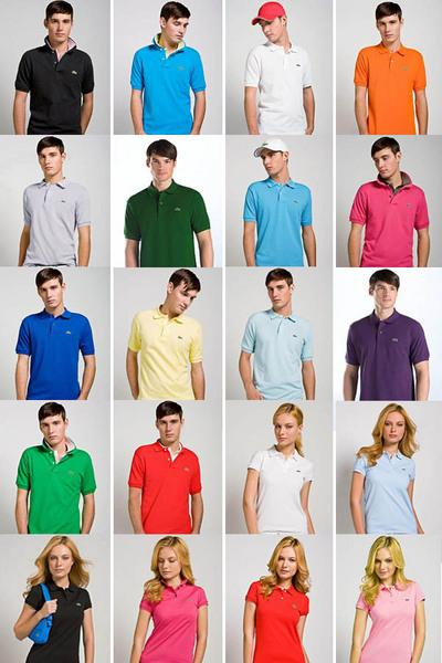LACOSTE POLOS FOR SALE ARMANI AND RAULP-LAUREN 2