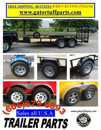 Trailer parts and accessories FREE shipping in USA 4