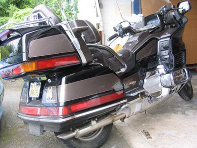 HONDA GOLDWING 1500 2