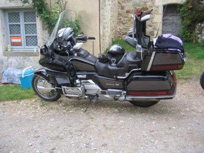 HONDA GOLDWING 1500 4