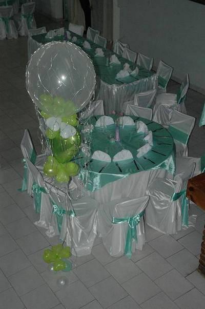 decoracion de primeras comunion 5