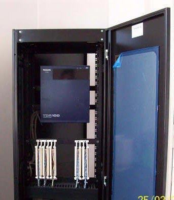 Servicios de Telefonia ( cableados voz y datos). 2