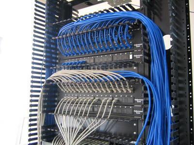 Servicios de Telefonia ( cableados voz y datos). 5